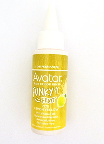 AVATAR FUNKY FRUIT LEMON YELLOW