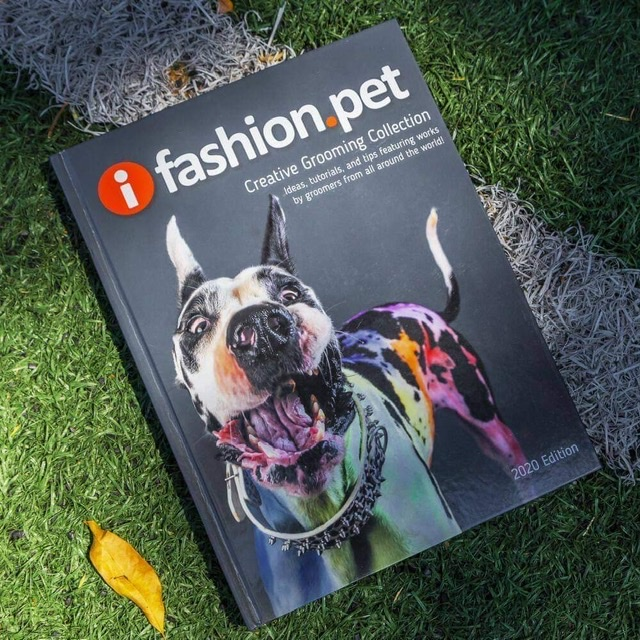 Pre order OPAWZ creative book fashion pet