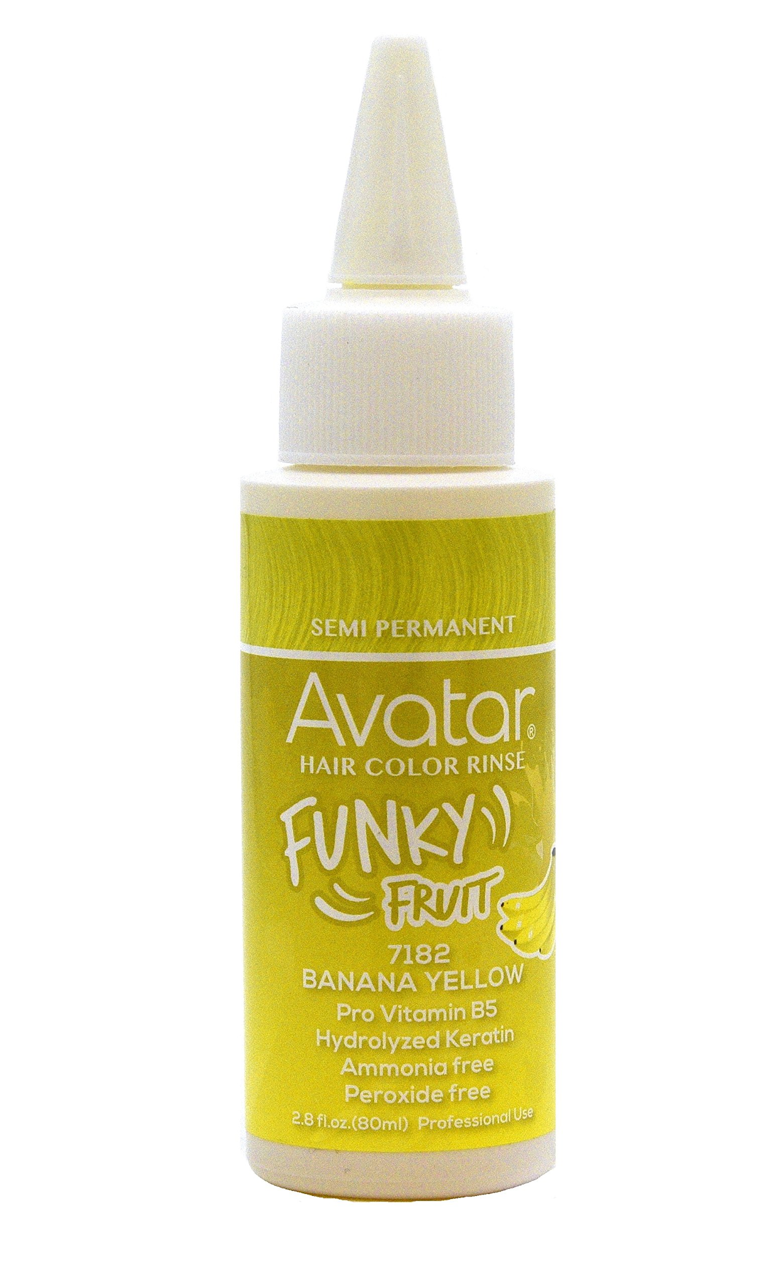 AVATAR FUNKY FRUIT BANANA YELLOW