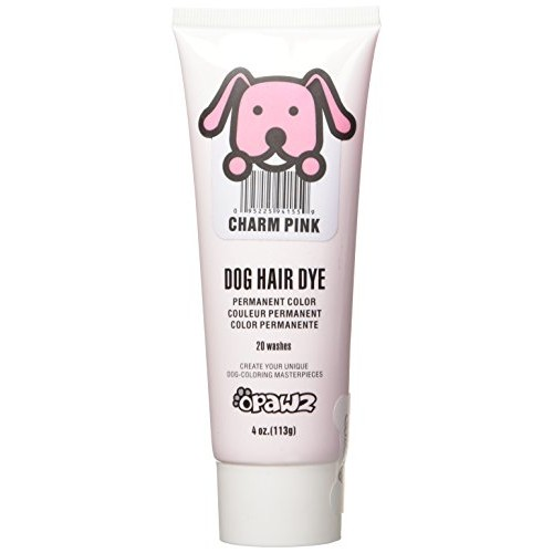 Opawz Charm Pink Pet Hair Dye