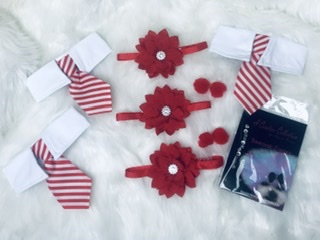 Red accessories set B