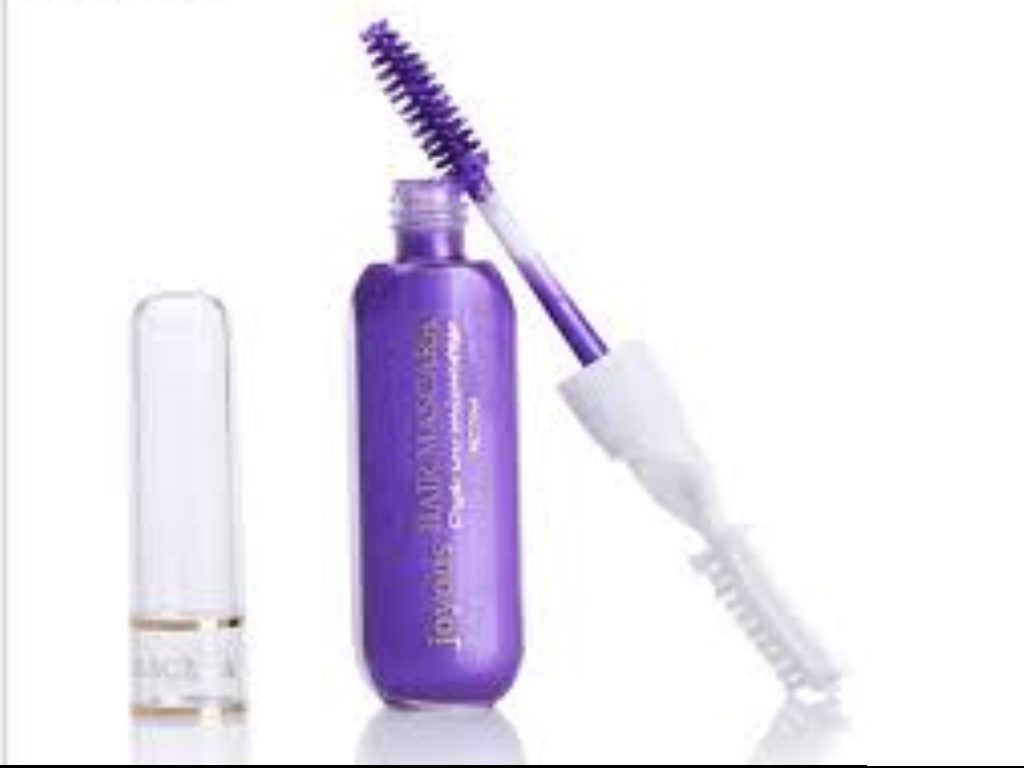 Purple HAIR MASCARA