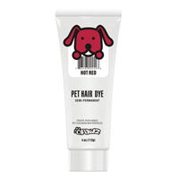 Opawz Hot Red Pet Hair Dye