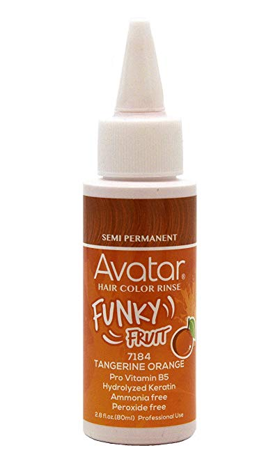 AVATAR FUNKY FRUIT TANGERINE ORANGE
